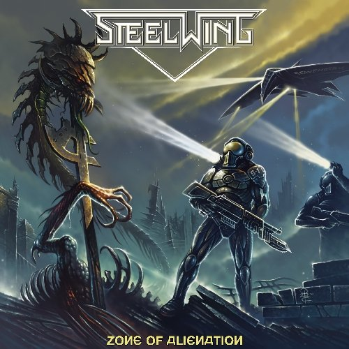 Steelwing - Zone Of Alienation (Limited Edition)