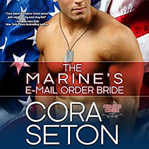 The Marine's E-Mail Order Bride Audiobook