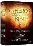 echange, troc Coffret les héros de la bible : abraham + samson & dalilah + l'arche de noé