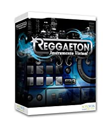 Sonivox Reggaeton - Instrumento Virtual - Virtual Instrument Software