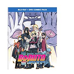 Boruto - Naruto the Movie combo pack [Blu-ray]