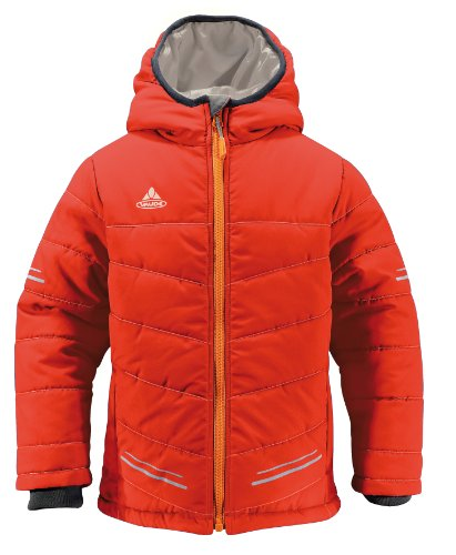 VAUDE Arctic Fox II Childrens Jacket - 170/176, Orange