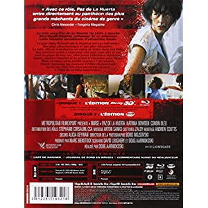 Nurse [Édition Collector Combo Blu-ray 3D + DVD] [Édition Collector Combo