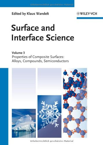 Surface And Interface Science, Volume 3 And 4: Volume 3 - Properties Of Composite Surfaces; Volume 4 - Solid-Solid Interfaces And Thin Films (Wandelt Hdbk Surface And Interface Science V1 - V6)