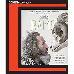 Rams [Blu-ray]