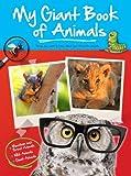 Wild Animals (My Giant Book of Animals)