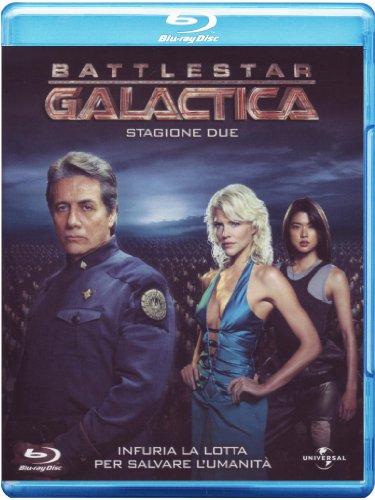 Battlestar Galactica Stagione 02 [Blu-ray] [IT Import]
