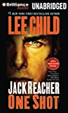Lee Child Jack Reacher: One Shot (Movie Tie-In Edition): A Novel (Jack Reacher Novels)