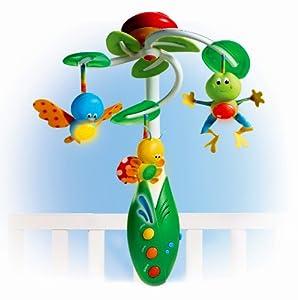 (宝宝)Tiny Love My Nature Pals Mobile 带支架多功能音乐婴儿床头游戏杆 $31