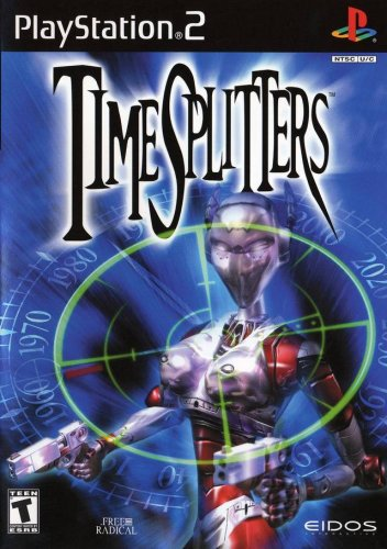 51R4z%2BROSeL Cheap  Timesplitters  PS2