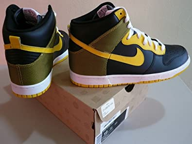 NIKE DUNK HIGH BASKETBALL SHOES 01