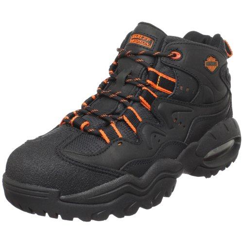 Harley-Davidson Men'S Crossroads Ii Steel Toe Hiking Boot,Black,9.5 M Us