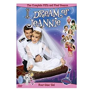 I Dream of Jeannie - The Complete Fifth Season movie