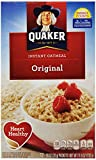 Quaker Instant Oatmeal 336 g (Pack of 3)