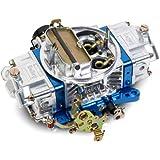 Holley 0-76750BL 750 CFM Ultra Double Pumper Four Barrel Street/Strip Carburetor - Blue