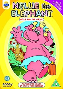 Nellie The Elephant - Nellie And The Ghost [DVD]