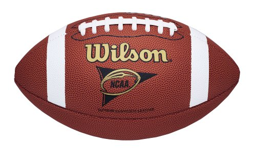 Wilson F1705 Tackified Composite Football (Official Size)