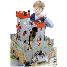 Le Toy Van Hilltop Castle