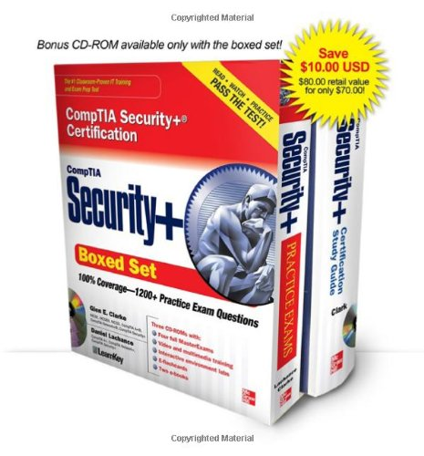 Comptia Security+ Certification Study Guide (Exam Syo-301)