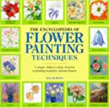 img - for The Encyclopedia of Flower Painting Techniques book / textbook / text book