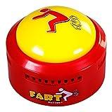 Fart Button (Lights Up, 20 Hilarious Fart Sounds)