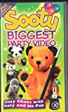 Sooty - Biggest Party Video [VHS] [1998] [2001]