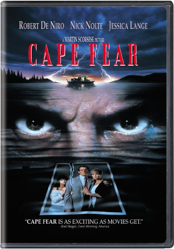 Cape Fear [DTheaterRip] / Мыс страха (1991)