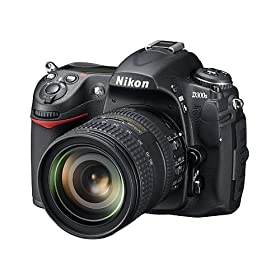 Nikon D300s 12MP CMOS Digital SLR Camera with 18-200mm f/3.5-5.6G AF-S ED VR II Telephoto Zoom Lens