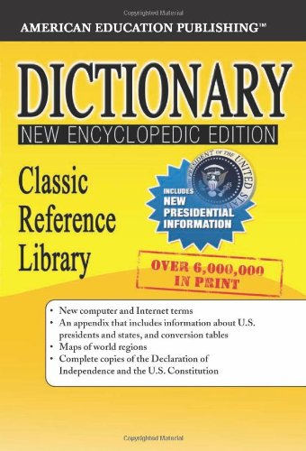 Dictionary, Grades 6 - 12: Classic Reference