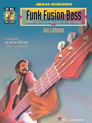 Funk Fusion Bass (Bass Builders Series)