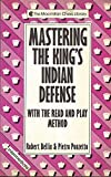 img - for Mastering the King's Indian Defense (A Batsford Chess Book) book / textbook / text book