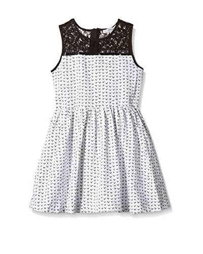 French Connection Vestido Blanco