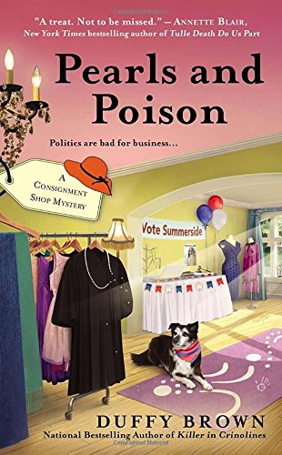 Image of Pearls and Poison (A Consignment Shop Mystery)