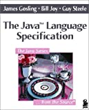 The Java(TM) Language Specification (0201634511) by Gosling, James
