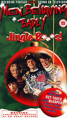 Men Behaving Badly-Jingle B***S [VHS]