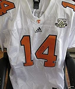 Autographed Eric Berry Jersey - 2008 Adidas game model Vols - Autographed College... by Sports+Memorabilia