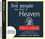 The Five People You Meet in Heaven Audiobook