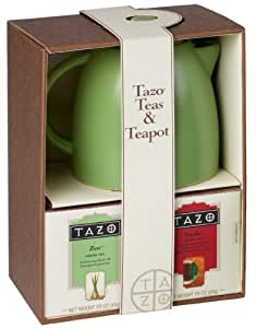 Teapot & Tea Gift Box