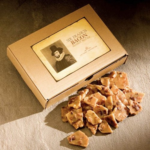 Sir Francis Bacon Brittle - Bacon Peanut Brittle