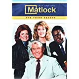 Matlock: The Third Seasonby Andy Griffith