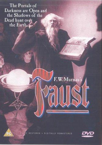 Faust (Silent) [DVD]