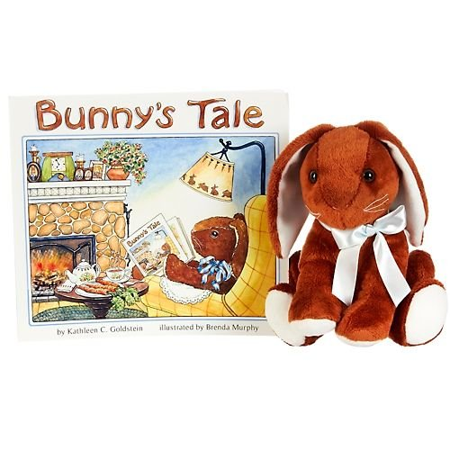 Dakin Bunny's Tale Book & Bunny Gift Set