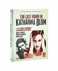 The Lost Honor of Katharina Blum (1975) ( Die verlorene Ehre der Katharina Blum oder: Wie Gewalt entstehen und wohin sie führen kann ) ( The Lost Honor o [ Blu-Ray, Reg.A/B/C Import - United Kingdom ]