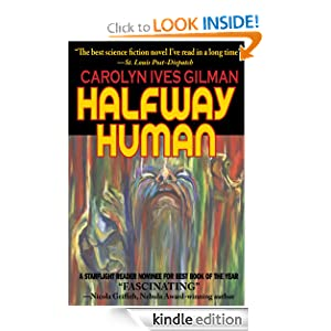 FREE KINDLE BOOK: Halfway Human