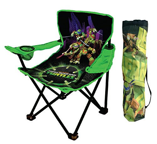 Nickelodeon Teenage Mutant Ninja Turtles Kids Camp Chair back-1037730