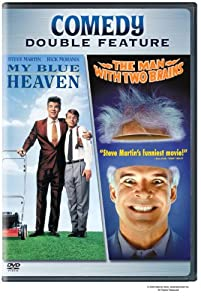 My Blue Heaven & Man With Two Brains [DVD] [1990] [Region 1] [US Import] [NTSC]