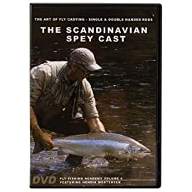 The Scandinavian Spey Cast (Tutorial DVD)