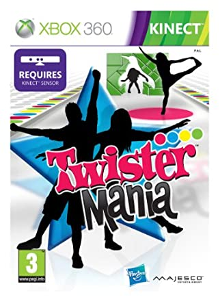 Twister Mania (Kinect Required) (Xbox 360)