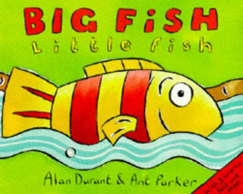 Children 39 s books reviews big fish little fish bfk for Big fish book