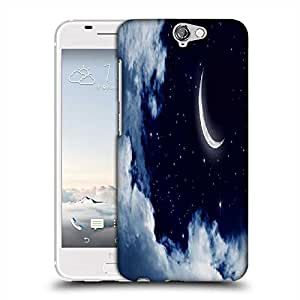 Snoogg moon and stars 2659 Designer Protective Back Case Cover For Asus Zenfone 6